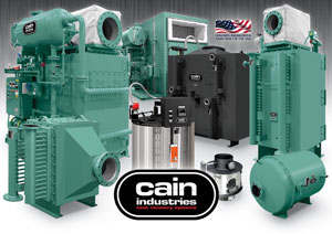 Cain Industries Exhaust Heat Recovery Systems Online Brochure