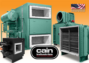 Cain Industries Fume Incineration Heat Recovery Online Brochure